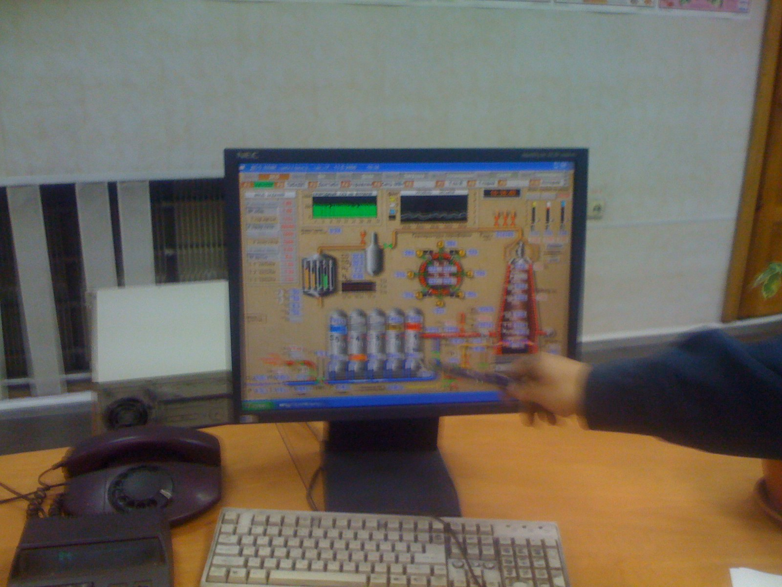 Development of modern IT- technologies of research, designing and management  of industrial furnaces thermal operation.